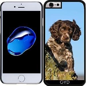 Funda para Iphone 6 Plus (5,5'') - Lindo Cachorro De Perro Cocker Alemán by Katho Menden