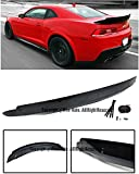 2014 camaro plastic model kit - EOS Body Kit Rear Wing Spoiler - For Chevrolet Chevy Camaro 14-15 2014 2015 ZL1 Style
