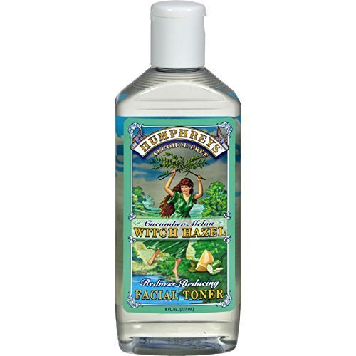 Humphrey's Witch Hazel Redness Reducing,8 ounces ( Multi-Pack)