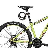 Titanker Bike Lock Cable, 4-Feet Bike Cable Basic