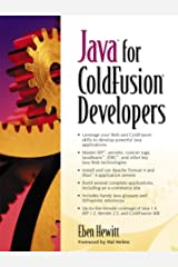 Java for ColdFusion Developers Paperback