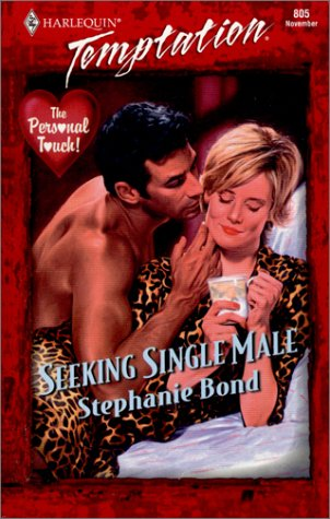 book cover of Seeking Single Male