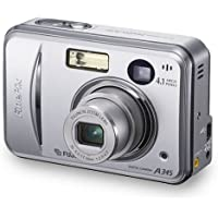 Fujifilm Finepix A345 4.1MP Digital Camera with 3x Optical Zoom (OLD MODEL)