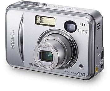 Amazon.com: Fujifilm FinePix A345 4,1 MP cámara digital con ...
