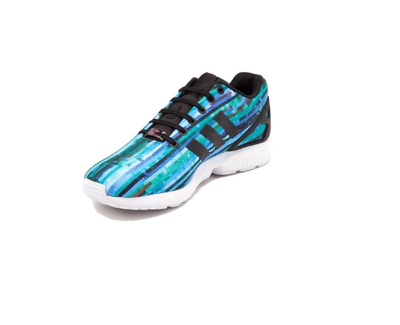 Adidas zapatillas de deporte baja unisex S76505 ZX FLUJO 42 2-3 Multicolore blu uBdFI