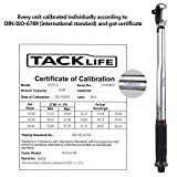 """TACKLIFE 3/8"""" Drive Click Torque Wrench Set, With"""