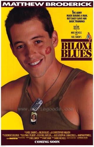 Amazon Com Pop Culture Graphics Biloxi Blues Poster 27x40 Matthew