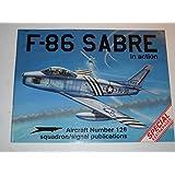 F-86 Sabre in action - Aircraft No. 126