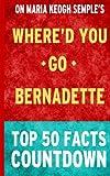 Where'd You Go, Bernadette: Top 50 Facts Countdown