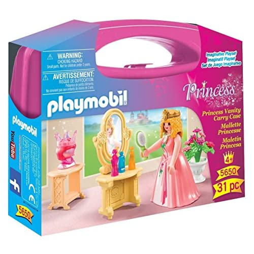 PLAYMOBIL Princess Vanity Carry...