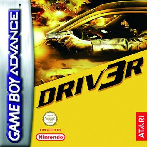 gioco driver1 game boi advance