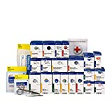 First Aid Only 90613 Large SmartCompliance First Aid Kit Refill Pack, ANSI A+ with Meds