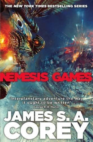 Nemesis Games: Book 5 of the Expanse by James S. A. Corey (2015-06-04)