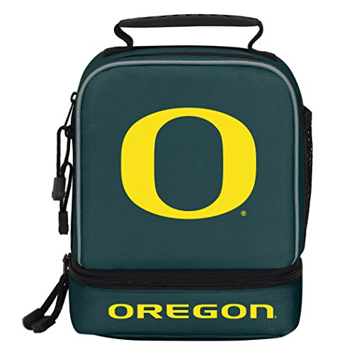 The Northwest Company NCAA Oregon Ducks Spark Lunch Kit Spark Lunch Kit, Green, One Size