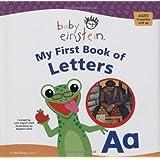 Baby Einstein My First Book of Letters