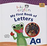 My First Book of Letters, Julie Aigner-Clark, 1423102045