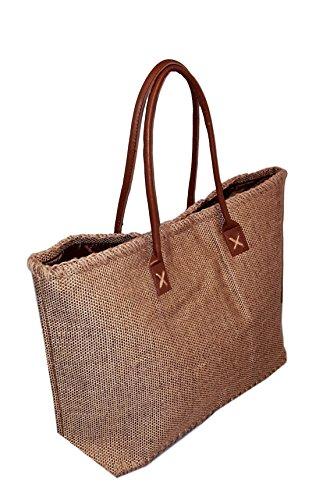 Jute Tote Bag - 8