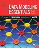 Book Cover for Data Modeling Essentials, Third Edition