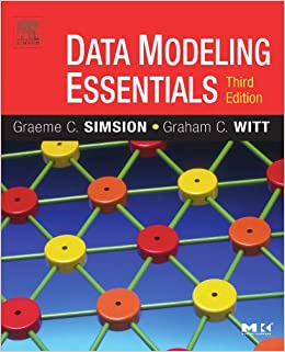 image for Data Modeling Essentials, Third Edition