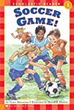 Best Cartwheel Books For Kindergartens - Scholastic Reader Level 1: Soccer Game! Review