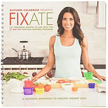 FIXATE Cookbook for 21 Day Fix and 21 Day Fix EXTREME