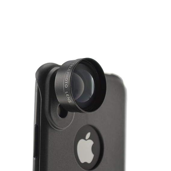 best cheap a888e 755d7 Amazon.com: DCkina Customized 3X Zoom Lens Portrait Lens Telephoto ...