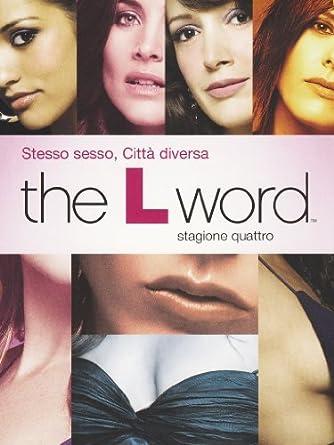 The L Word - Stagione 04 4 Dvd Italian Edition by erin daniels: Amazon.es: erin daniels, pam grier, jamie babbit: Cine y Series TV