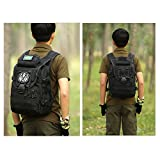 Huntvp-40L-Tactical-Daypack-MOLLE-Assault-Backpack-Pack-Military-Gear-Rucksack-Large-Waterproof-Bag-Sport-Outdoor-For-Hunting-Camping-Trekking
