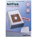 Nilfisk 78602600 Aspirateur Sacs à Poussière