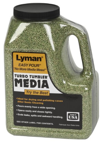 Lyman Small Corncob Plus Reloading Media (2 Pounds)