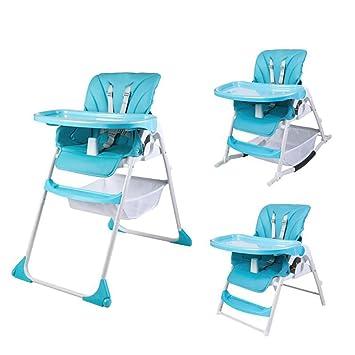XHHWZB Silla reclinable Plegable para Silla de Comedor para ...