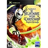 Nightmare Before Christmas: Oogie's Revenge - Xbox by Disney Interactive Studios