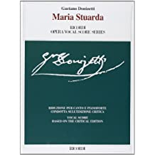 Maria Stuarda: Vocal Score