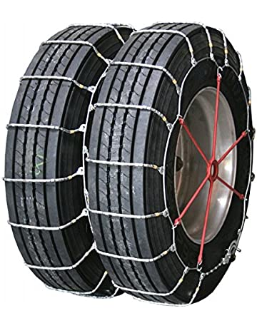 quality chain cobra cam commercial truck cable tire chains (dual/triple)  (4314