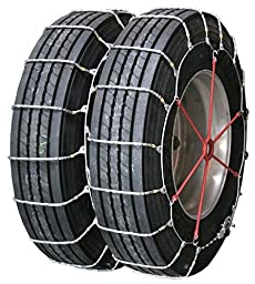 Quality Chain Cobra Cam Commercial Truck Cable Tire Chains (Dual/Triple) (4316)