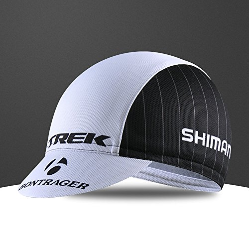 Team wear Riding Hats Men Cycling Bike Bicycle Cap MTB hat Cycling caps Outdoors Breathable Anti sweat Sun proof Cycling cap (Color D) ()