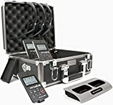 Williams Sound DWS TTS 2 Digi-Wave Team Teach System 2 (2-Way), Four independent groups can be operating simultaneously within a range of up to 100 feet outdoors/200 feet indoors