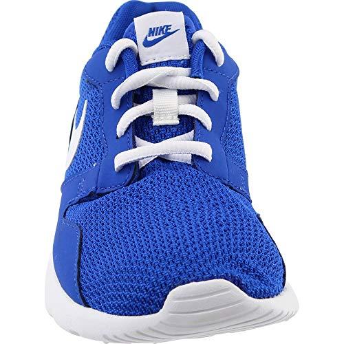 Running Con Nike gs Kaishi Blanco De Azul Niñas Zapatillas IxIwPTZqz