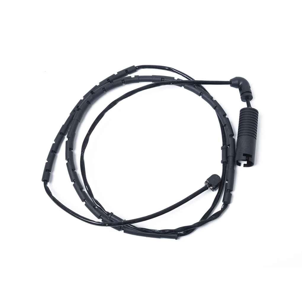 Topker 2pcs Delantero//Trasero Mat Desgaste de los Frenos de Alambre del Cable del Sensor 34351164371 34351164372 para 3series BMW E46