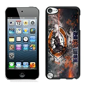 NFL Chicago Bears iPod Touch 5 Case YMH90076 NFL Clear Phone Cases Personalized