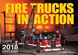 Fire Trucks in Action 2018
