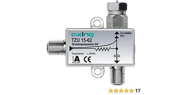 Axing TZU 15-02 - Derivador de electricidad