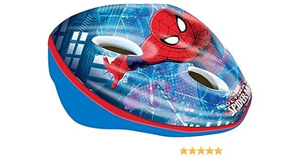 Casco Niño Niña Infantil compatible con Spiderman Homologado CE ...
