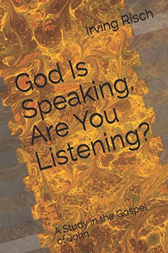 God Is Speaking. Are You Listening?