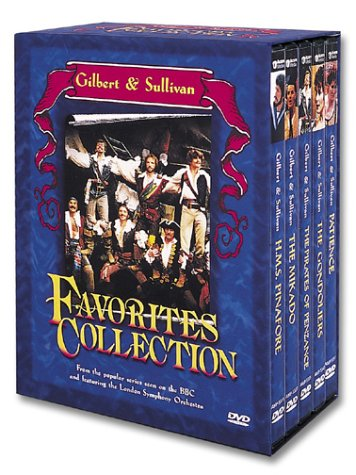 Gilbert & Sullivan - Favorites Collection (Opera (Dave Douglas Collection)