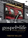 """Gospel in Life Discussion Guide with DVD - Grace Changes Everything"" av Timothy J. Keller"