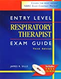 Entry Level Respiratory Therapist Exam Guide (Book with CD-ROM)