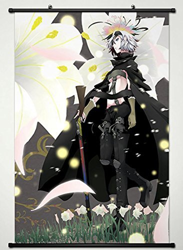 Wall Scroll Poster Fabric Painting For Anime Rokka Braves of the Six Flowers Flamie