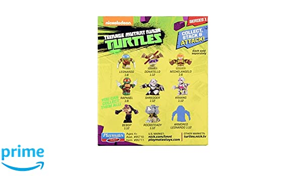 Amazon.com: Teenage Mutant Ninja Turtles 2.75
