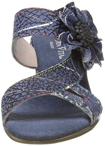 Mules jeans Vita Jeans Laura Femme 179 Becttinoo qnXWUZPt